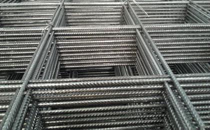 工地钢筋网片