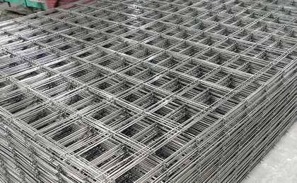打地坪钢筋网片
